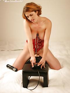 Nude Corset Girls