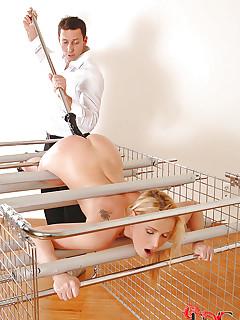 Nude Bondage Girls