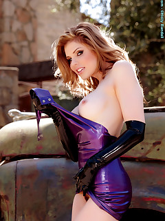 Perfect Girls in Latex
