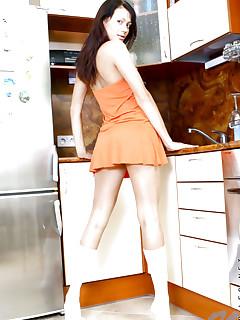 Nude Girls On Kitchen Pics
