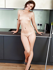 Nubile Victory will definitely be hired as a maid in her..