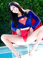 Mild mannered nerd Catie Minx reveals her super naughty..
