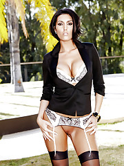 Dylan Ryder moves her beautiful body seductively