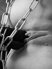 Chains, whips, and penetration excites April