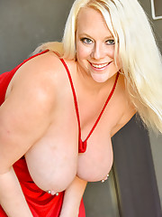 Blonde Busting Out