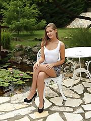 LICKABLE TREAT with Tiffany Tatum - ALS Scan