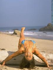 Exercise Beach