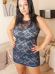 nikki's sheer dress