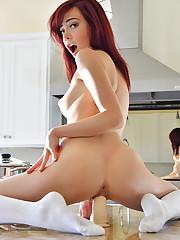 Supercute Schoolgirl