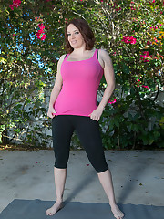 maggie's yoga pants