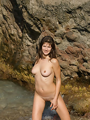 Winsome Valera gets dirty outdoors