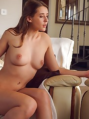 Sybil A shows off her curvy body and luscious assets