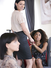 REVENGE with Cindy Hope, Luna Corazon, Liza Kolt - Viv..