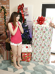 Ember Stone has a Christmas surprise for her boyfriend..