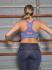 victoria's gym set