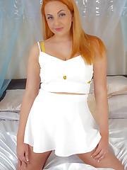 kara's tennis outfit