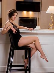 Spend one fine evening with Dakota A as she treats you..