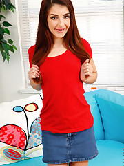American teen Sally Squirt is a budding beauty whose shy..