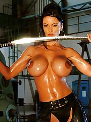Veronica Zemanova nude gallery site