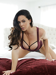 Alison Tyler knows that she's a lucky lady whose busty..