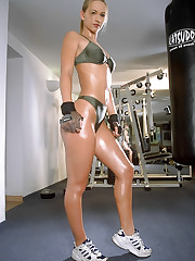 Susana Spears Workout Super Large