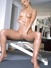 Susana Spears Workout Super Large