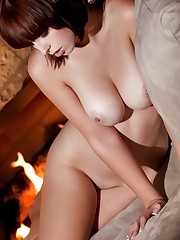 has some of the most amazing natural breast we have ever..