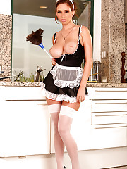 Shay is your french maid