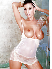 Dylan Ryder gets naughty in the shower