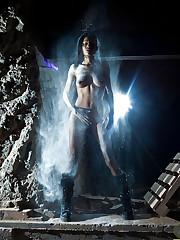 Exclusive Actiongirls Mercenary Alexius Vitaly's Cedar..