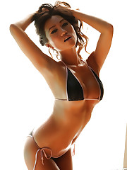 Perfect Alluring Vixen Jada Cheng shows off her tight body..